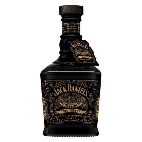 Jack Daniel's Eric Church Single Barrel Select 750ml