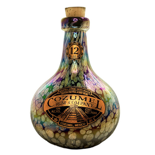 Cozumel Extra Aged Mayan Rum 750mL