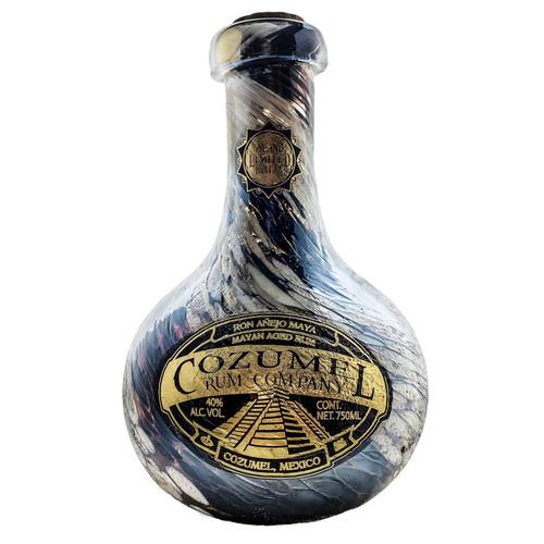 Cozumel Mayan Anejo Rum Aged 3 Years 750mL