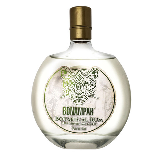 Bonampak Botanical Rum 750mL
