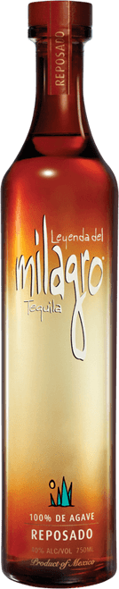 Copy of Milagro Tequila Reposado 750mL