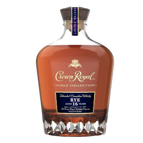 Crown Royal Noble Collection 16 Year Old Rye Blended Canadian Whisky 750mL