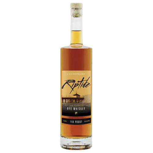 Cali Riptide Rye Whiskey 750mL