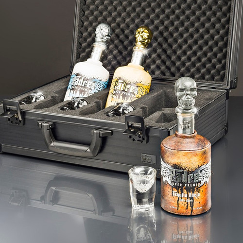 Padre Azul Tequila's Limited Luxury Collection Edition