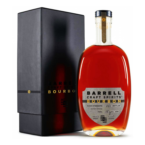 Barrell Craft Spirits Bourbon 15Yr 750mL