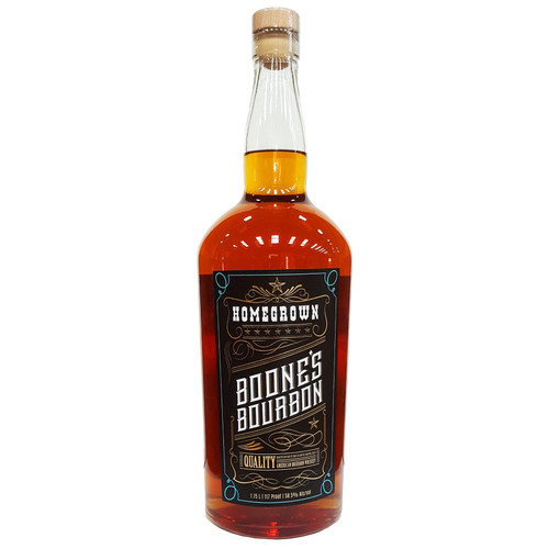 """Homegrown"" Boone's Bourbon 1.75mL"