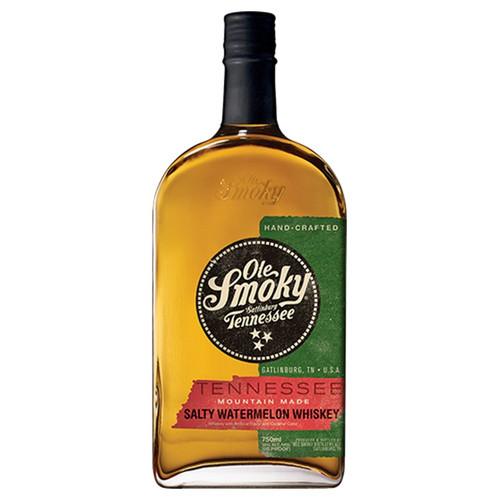Ole Smoky Whiskey Salty Watermelon 750mL