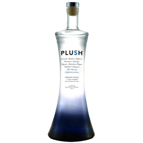 PLUSH Straight Vodka 750mL