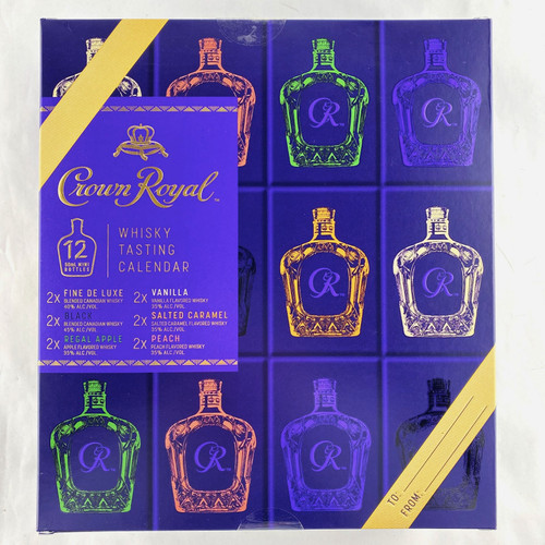 Crown Royal Whisky Tasting Advent Calendar