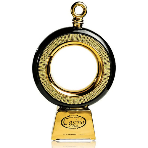 Casino Azul The Gold Ring Tequila Silver 1L