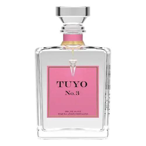 TUYO No. 3 Añejo Cristalino Tequila 750mL