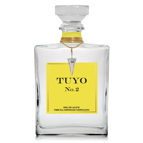 TUYO No. 2 Reposado Cristalino Tequila 750mL
