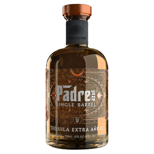 Padre Azul Single Barrel Extra Añejo 750mL