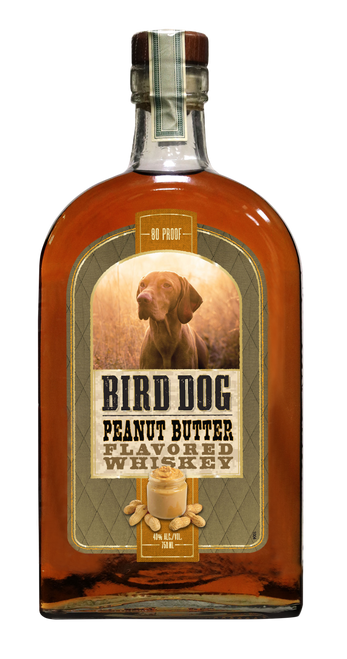 Bird _Dog_Peanut Butter_Flavored_Whiskey_750ml