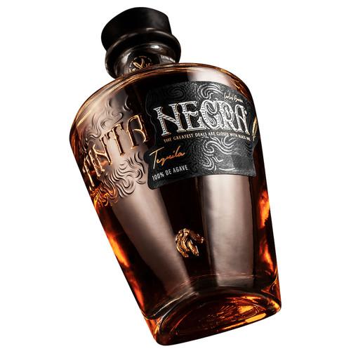 Tinta Negra Tequila Imperial Extra Añejo 750mL