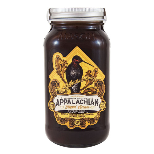 Sugarlands Appalachian Butter Pecan Sippin' Cream 750mL