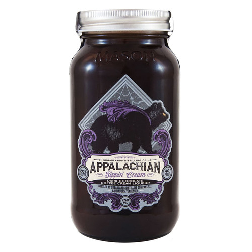 Sugarlands Appalachian Dark Chocolate Coffee Sippin' Cream 750mL