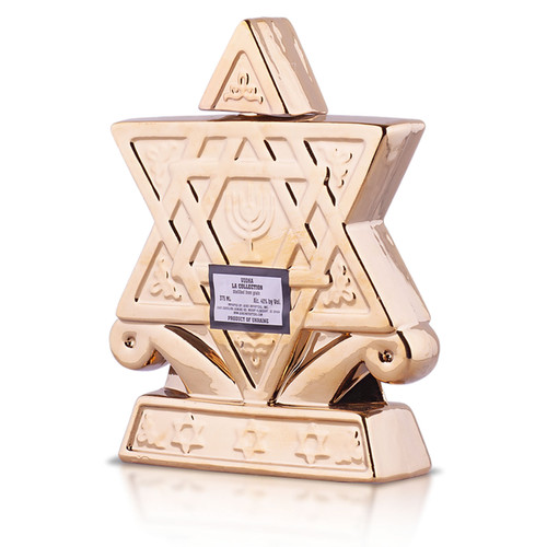 La Collection Star Of David Vodka 375mL