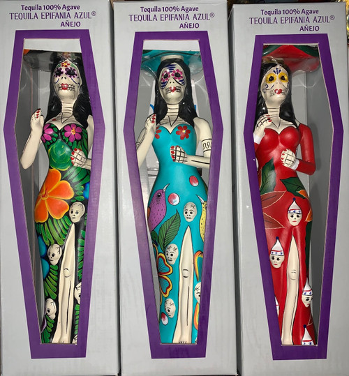 Tequila Epifania 3 Pack Special Editions Collectors Set #3
