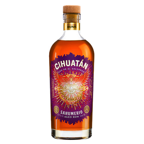 Cihuatán Sahumerio Aged Rum Limited Edition 750mL