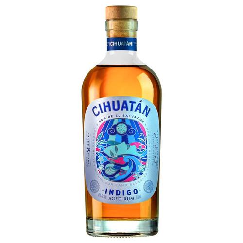 Cihuatán Indigo Aged Rum 750mL