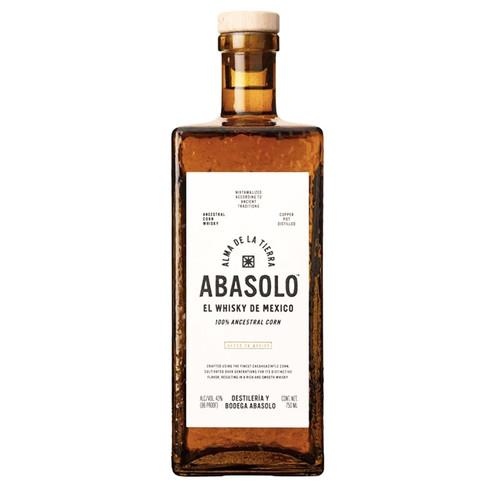 Abasolo Corn Alma Tierra Mexican Whisky 750mL