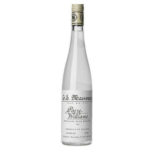 G.E. Massenez Poire Williams Pear Brandy 750mL