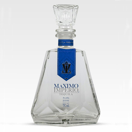 Maximo Imperio Tequila Plata 750mL