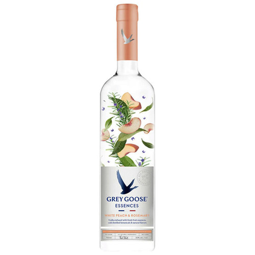 Grey Goose Essences White Peach & Rosemary 750mL
