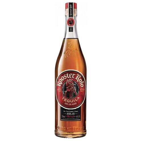 Rooster Rojo Tequila Añejo 750mL