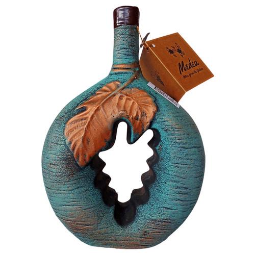 Medea Grape Leaf Alazany Valley Wine (Baby Blue) 750mL