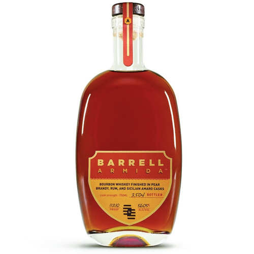 Barrell Armida Bourbon Whiskey 750mL