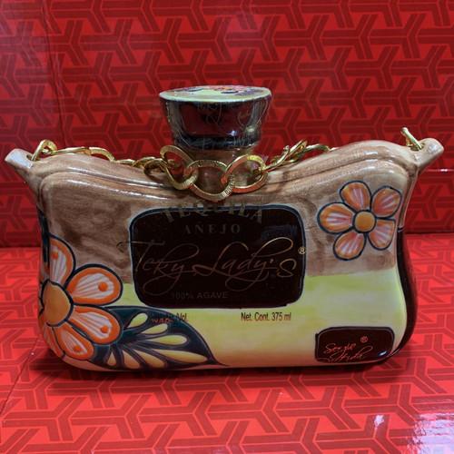 Teky Lady's Purse Tequila Añejo 375mL - 2