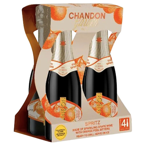 Chandon Garden Spritz 4pk - 187mL