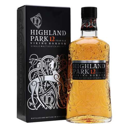 Highland Park Viking Honour 12 Year Old 750mL