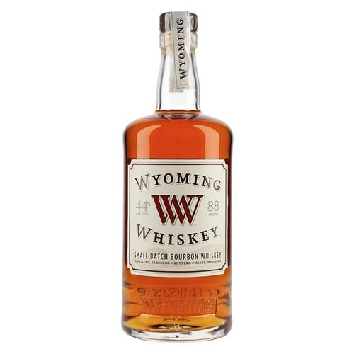 Wyoming Whiskey Small Batch 750mL