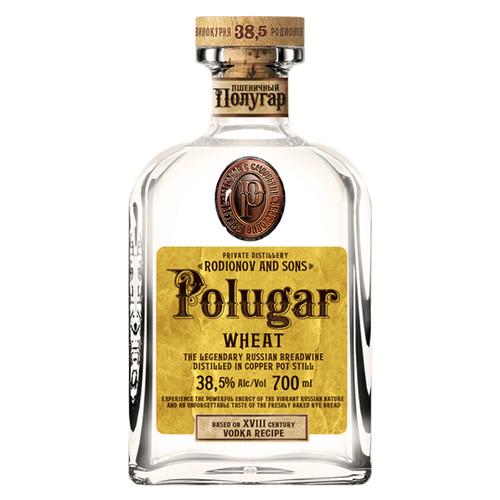 Polugar Wheat Artisan Vodka 750mL