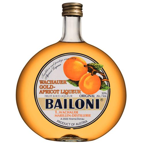 Bailoni Gold-Apricot Brandy 750mL