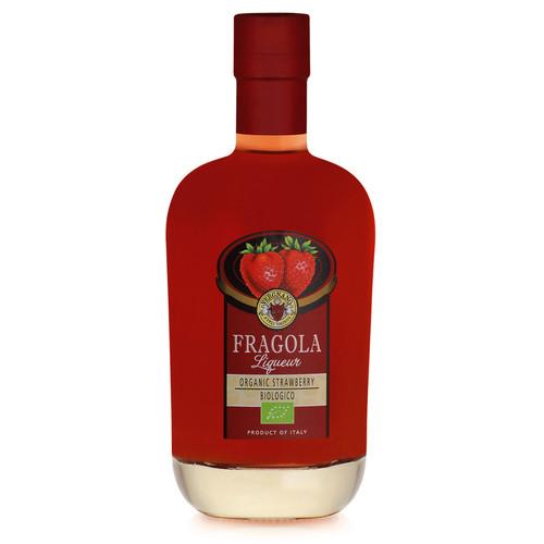 Vergnano Fragola Strawberry Liqueur 750mL