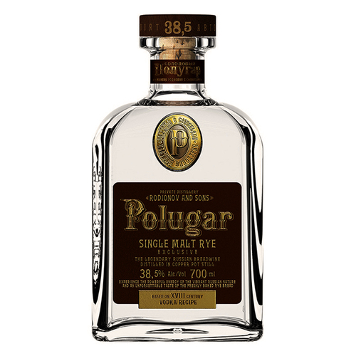 Polugar Single Malt Rye 750mL