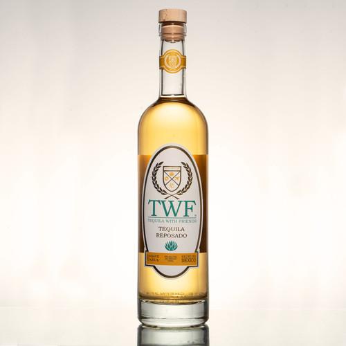 TWF Tequila Reposado 750mL