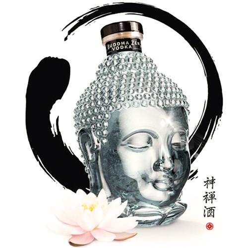 Buddha Zen Vodka 750mL