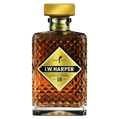 I.W. Harper 15 Year Bourbon 750mL