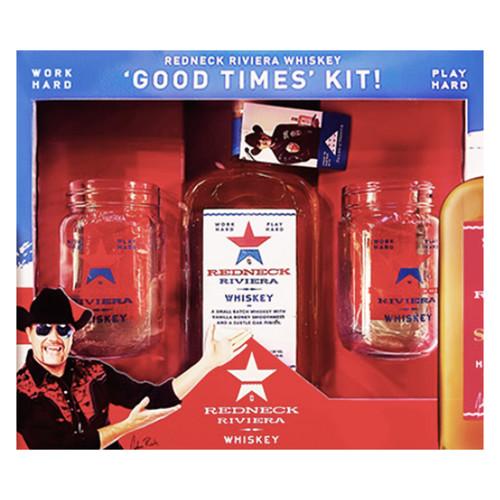 "Redneck Riviera Whiskey ""Good Times"" Kit"