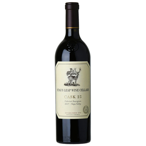 2017 Stag's Leap Wine Cellars Cask 23 Cabernet Sauvignon Napa Valley 750mL