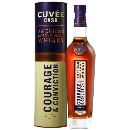 Virginia Distillery Co. Courage & Conviction Cuvée Cask 750mL