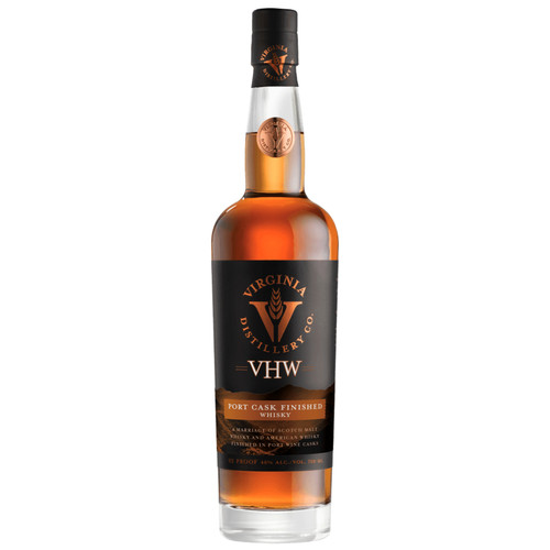 VHW Port Cask Finished Whisky 750mL
