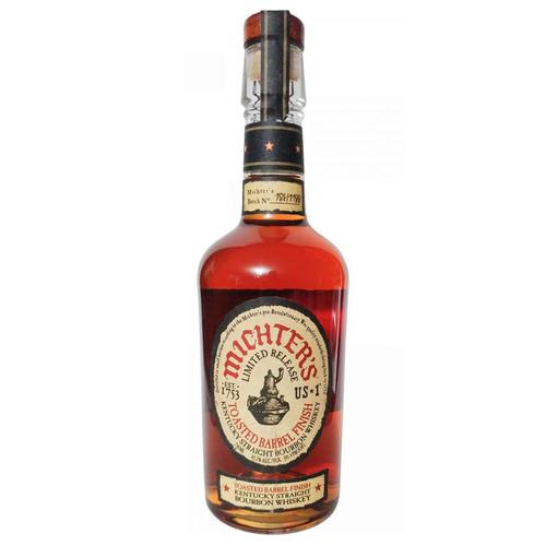 Michter's US*1 Toasted Barrel Finish Bourbon Whiskey 750mL