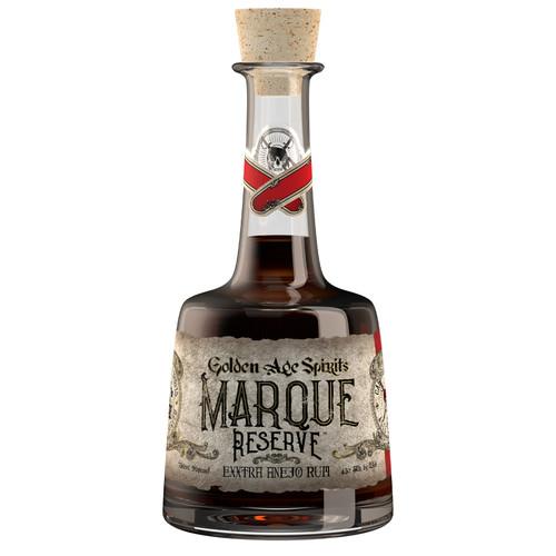 Marque Reserve Extra Anejo Rum 750mL