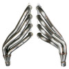 """Cadillac CTS-V Texas Speed & Performance 2"""" 304 Stainless Steel Long Tube Headers & 3"""" Off-Road X-Pipe"""